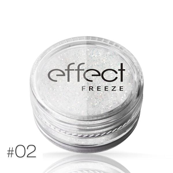 Freeze Effect -jauhe - *02 - Silcare