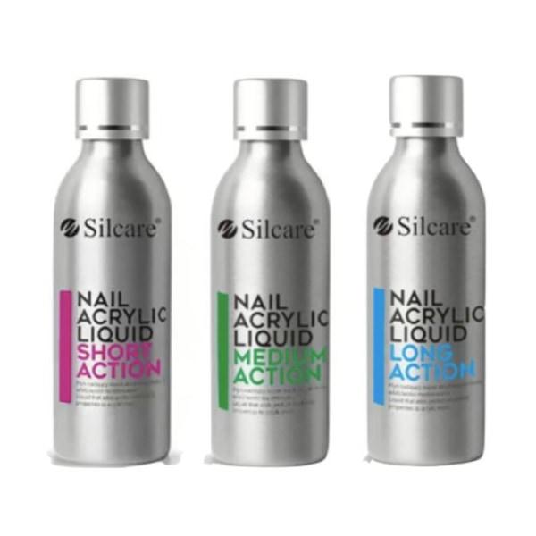 3 -pack akrylvæske, søm akrylvæske - komfort - 360 ml