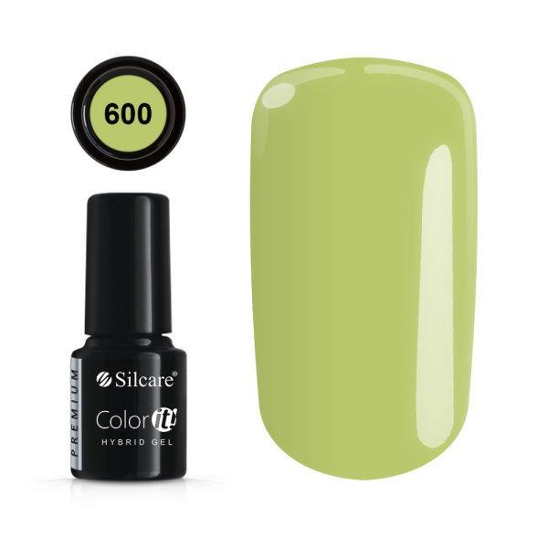 Gellack - Väri IT - Premium - * 600 UV -geeli / LED Green