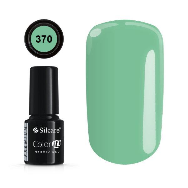 Gellack - Color IT - Premium - * 370 UV gel / LED Green