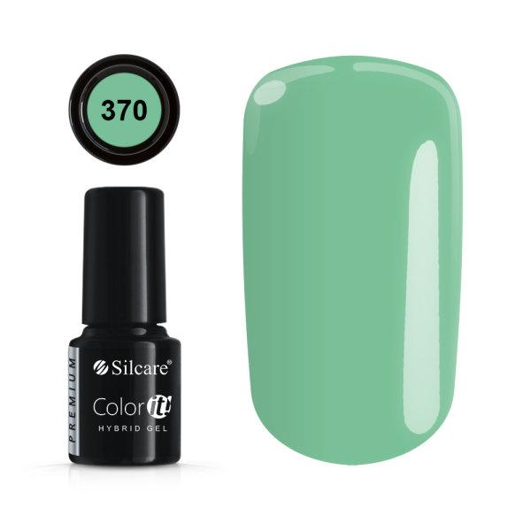 Gellack - Väri IT - Premium - * 370 UV -geeli / LED Green