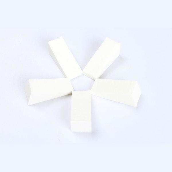 5 kpl Leimasintyynyt kynsille White