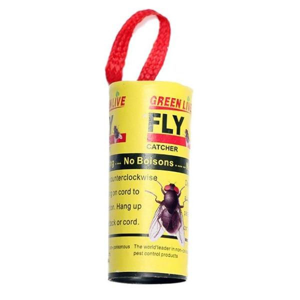 Flugfångare / Flugfälla / Myggfångare - Klister Tejp (4-pack)