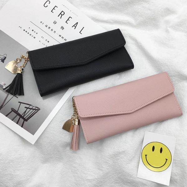 Laukku lompakko / käsilaukku / kytkin muoti Black