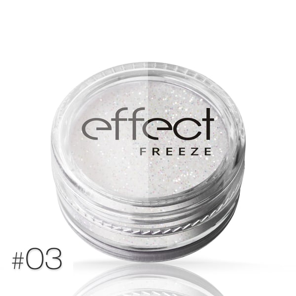 Freeze Effect pulver - *03 - Silcare