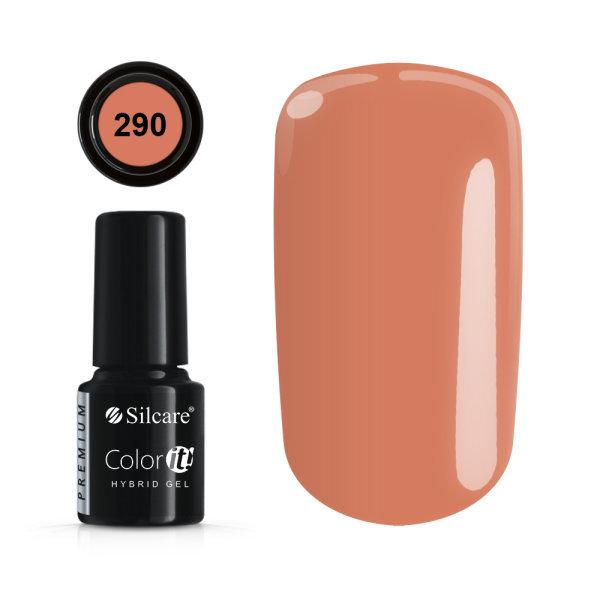 Gellack - Color IT - Premium - * 290 UV gel / LED Orange