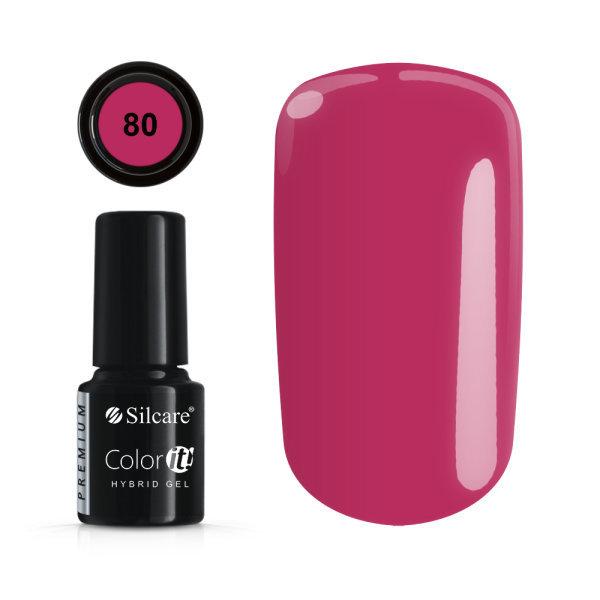 Gellack - Color IT - Premium - * 80 UV gel / LED Cerise