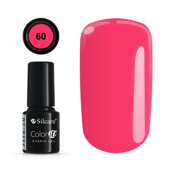 Gellack - Väri IT - Premium - * 60 UV -geeli / LED Pink