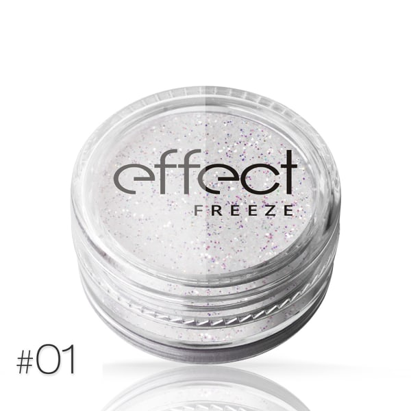 Freeze Effect pulver - *01 - Silcare