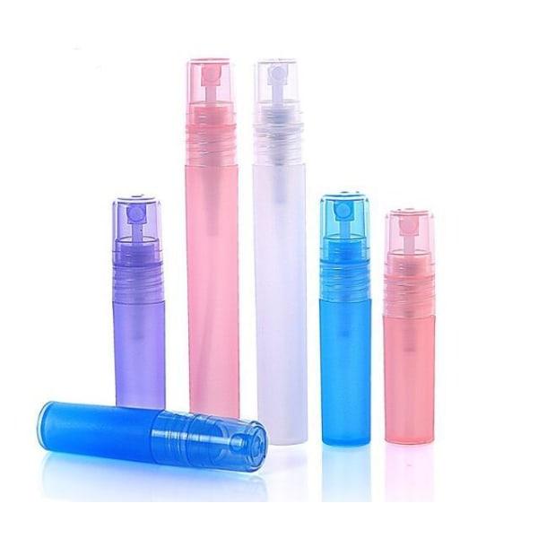 2st Refill flaska påfyllning spray 10ml - Resekit, parfymrefill