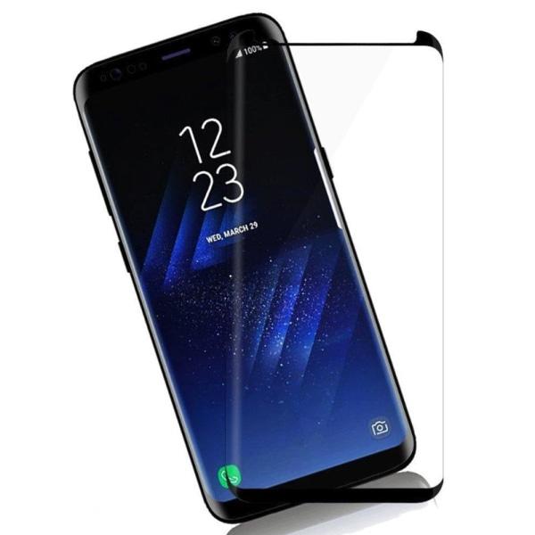 Samsung S9 - Härdat glas skärmskydd