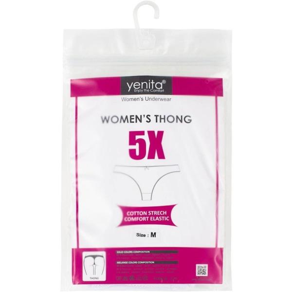 Stringtrosor 5-Pack Mixed XL