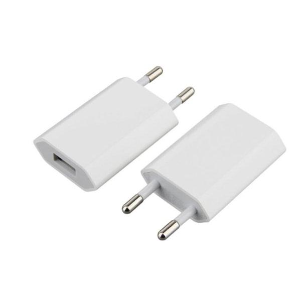 Laddare till iPhone / Samsung mfl 5V / 1A