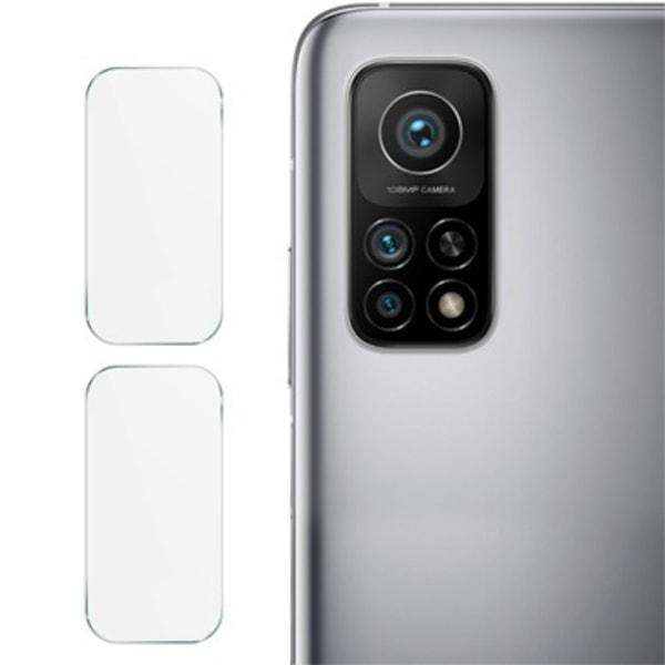 2 pack, Xiaomi Mi 10T Pro - Skärmskydd Kamera - Härdat