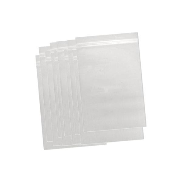 100-Pack Ziplock / Blixtlåspåsar 10x15 cm
