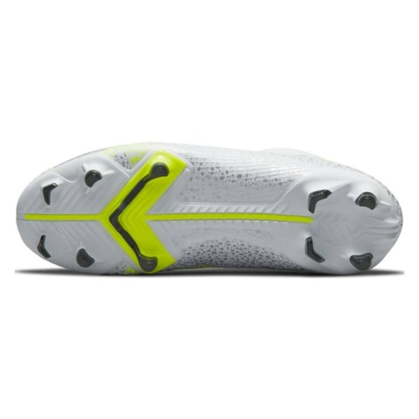 Nike Mercurial Superfly 8 Academy Fgmg Junior Vit 36