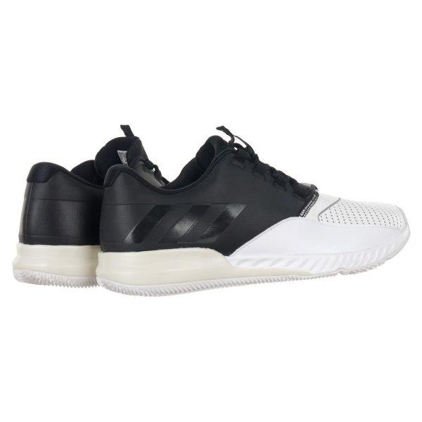 Adidas Crazymove Bounce M Vit,Svarta 44
