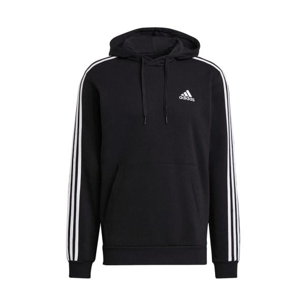 Adidas Essentials Fleece 3STRIPES Svarta 182 - 187 cm/XL