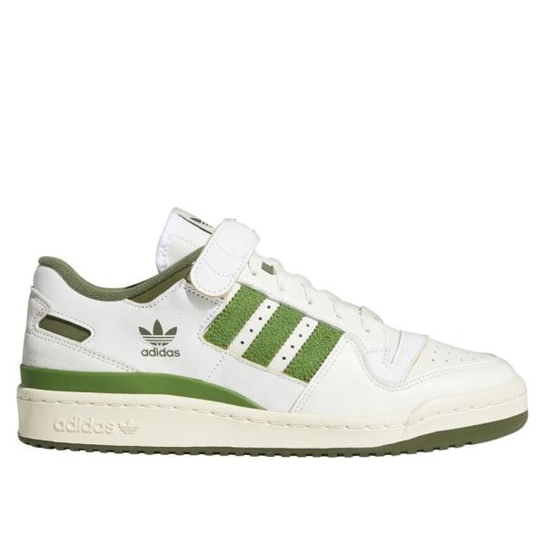 Adidas Forum 84 Low Vit,Gröna 42 2/3