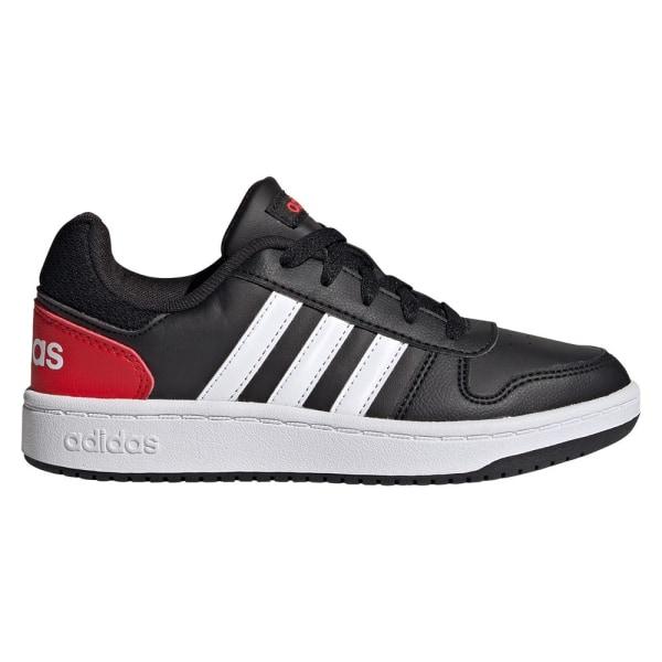 Adidas JR Hoops 20 Svarta 39 1/3
