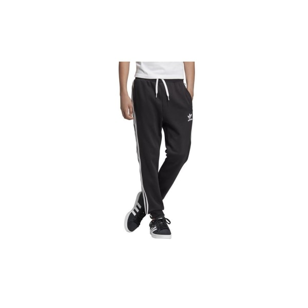 Adidas Junior 3 Stripes Pants Svarta 117 - 122 cm/XS