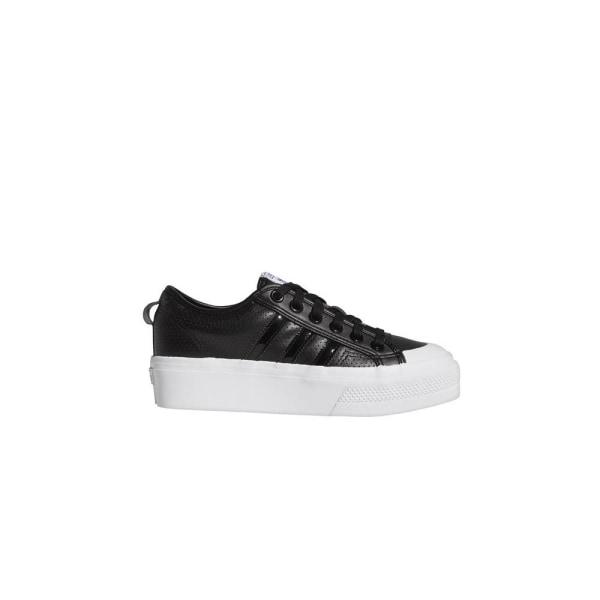 Adidas Nizza Platform W Svarta 40 2/3
