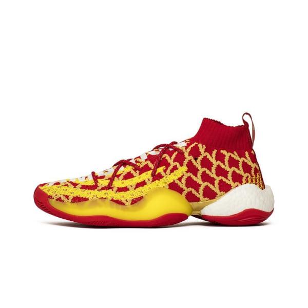 Adidas PW X Byw Chinese New Year Röda,Gula 42 2/3