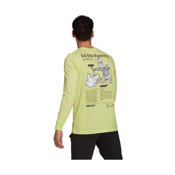 Adidas Running Graphic Gula 176 - 181 cm/L