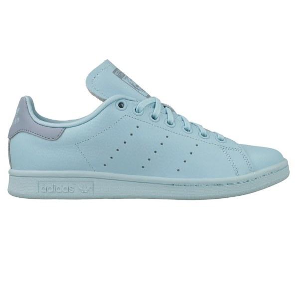 Adidas Stan Smith J Blå 38