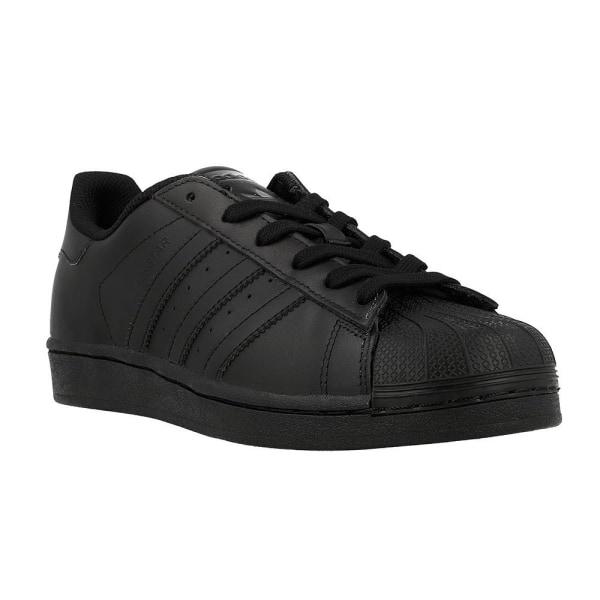 Adidas Superstar Foundation J Svarta 36 2/3