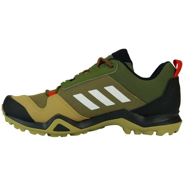 Adidas Terrex AX3 Svarta,Gröna,Oliv 43 1/3