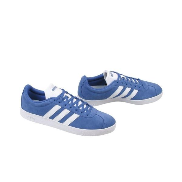 Adidas VL Court 20 Blå 43 1/3