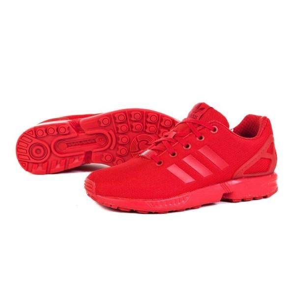 Adidas ZX Flux J Röda 36