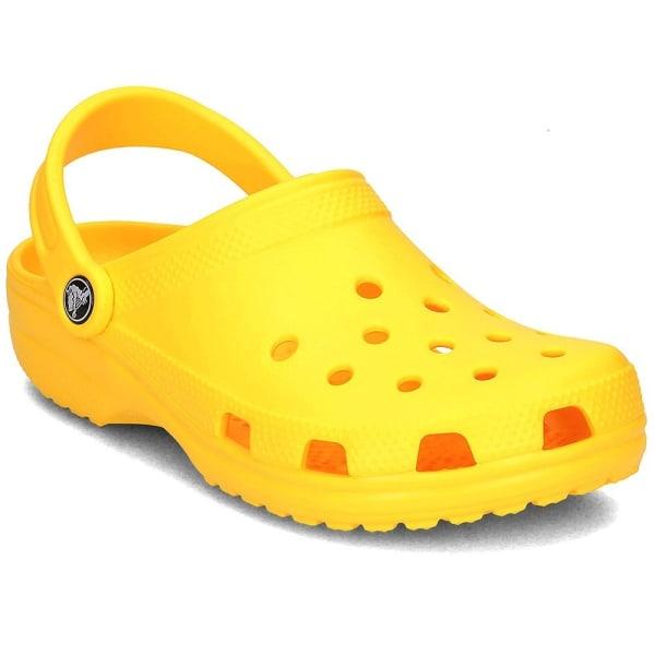 Crocs Classic Gula 38