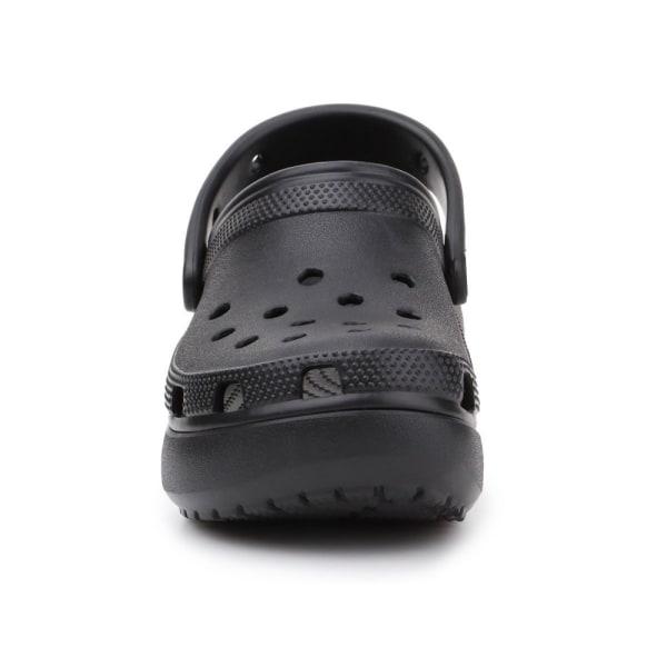 Crocs Classic Platform Clog Svarta 37