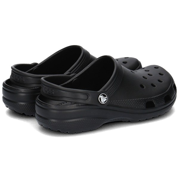 Crocs Classic Unisex Svarta 48