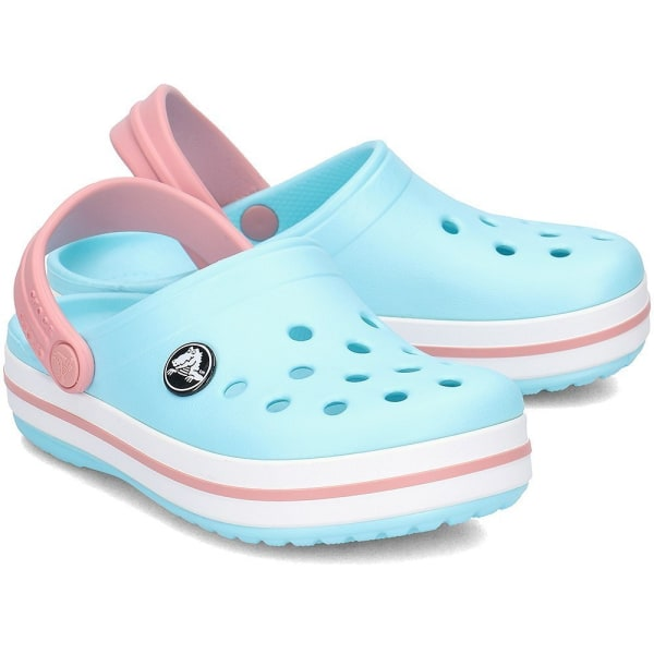 Crocs Crocband Clog Blå 19