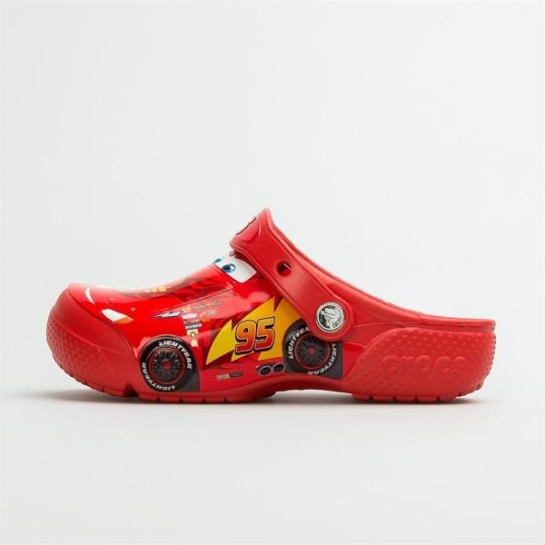 Crocs Fun Lab Clog Cars Kids Röda 24