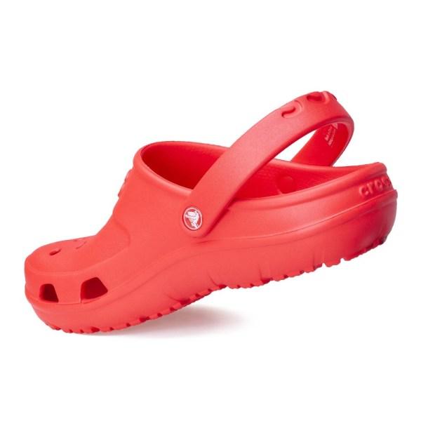 Crocs Hilo Clog K Flame Röda 33