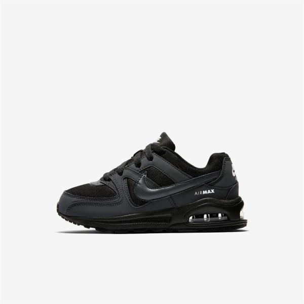 Nike Air Max Command Flex 844347 002 Svarta 31.5