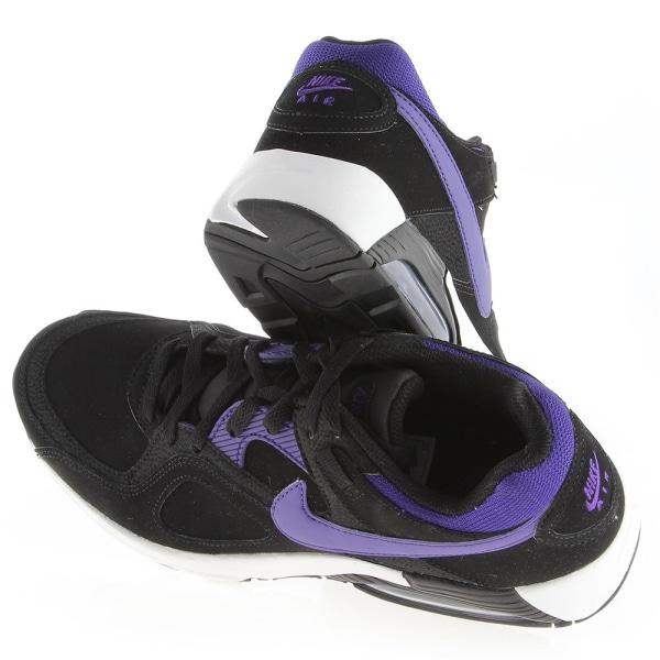 Nike Air Max GO Strong Ltr Lila,Svarta 42