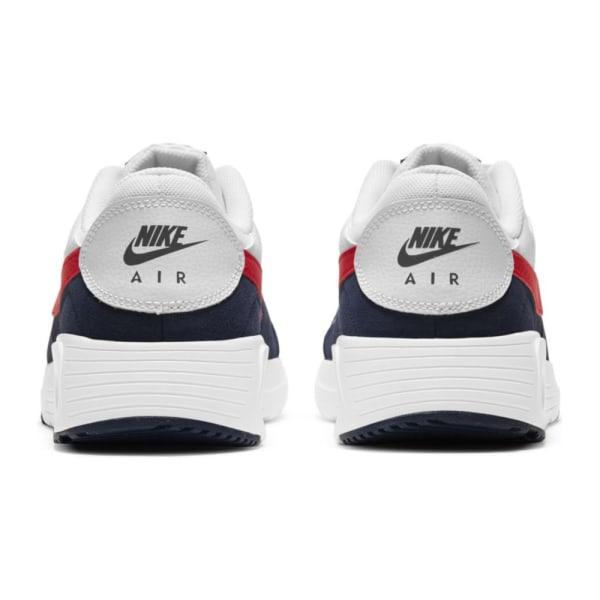 Nike Air Max SC Vit,Röda,Grenade 44.5