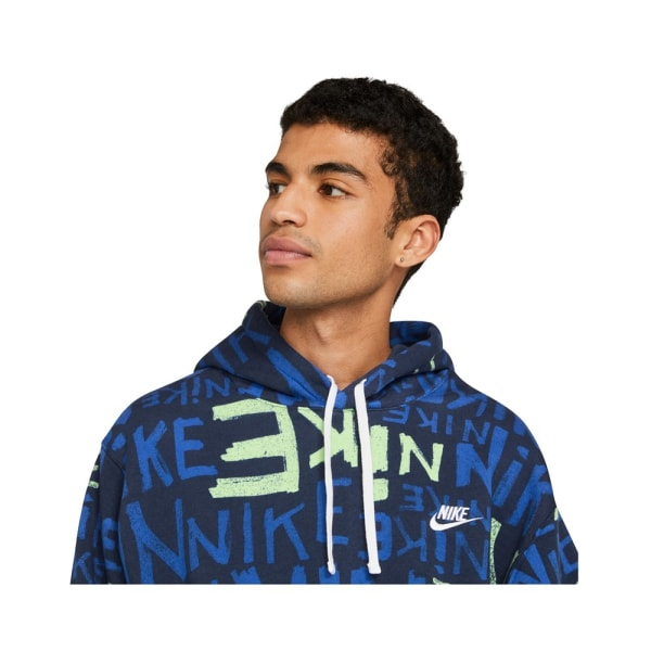 Nike Club Fleece Blå 183 - 187 cm/L
