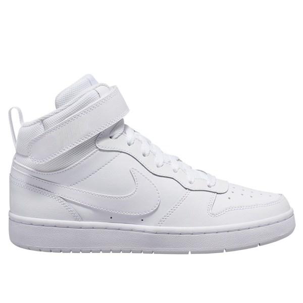 Nike Court Borough Mid 2 Vit 36