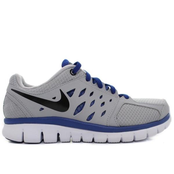 Nike Flex 2013 RN GS Gråa,Blå 36.5