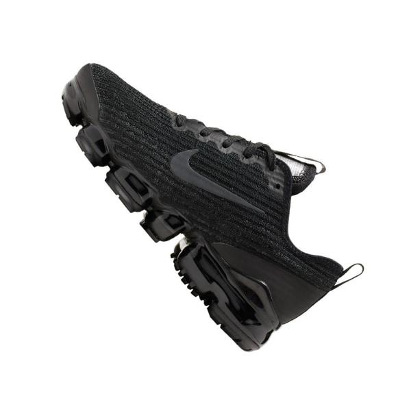 Nike JR Air Vapormax Flyknit 3 Svarta,Grafit 38.5