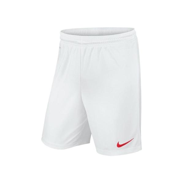 Nike JR Short Park II Knit Vit 122 - 128 cm/XS