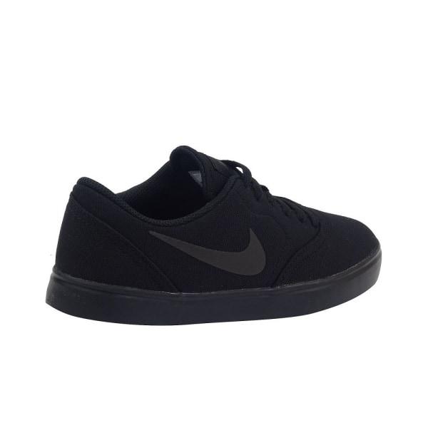 Nike SB Check Canvas GS Svarta 39