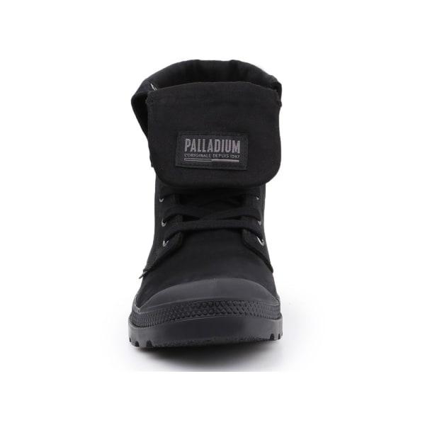 Palladium Pampa Baggy Nbk Svarta 39