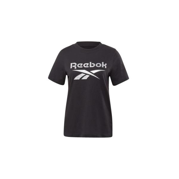 Reebok Big Logo Tee Svarta 176 - 181 cm/L